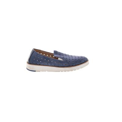Johnston & Murphy Sneakers: Blue Shoes - Size 7 1/2