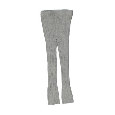 Mini Boden Sweatpants - Elastic: Gray Sporting & Activewear - Size 4