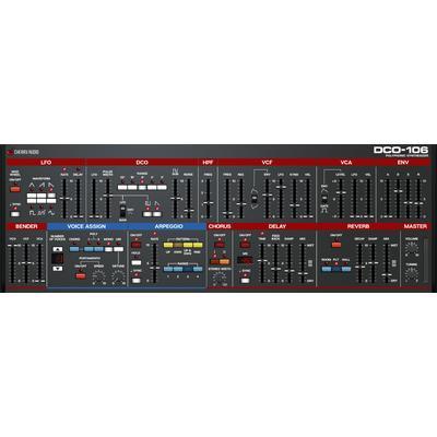 Cherry Audio DCO-106 Polyphonic ...