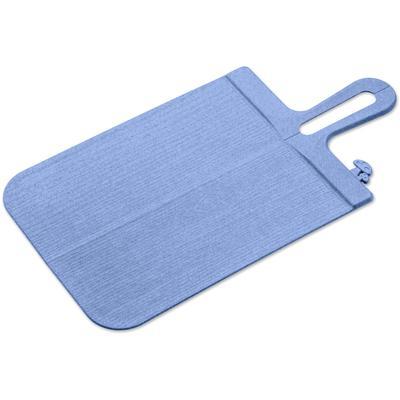 KOZIOL Schneidebrett, (1 St.), spülmaschinengeeignet, melaminfrei blau Kochen und Backen SOFORT LIEFERBARE Haushaltswaren Schneidebrett