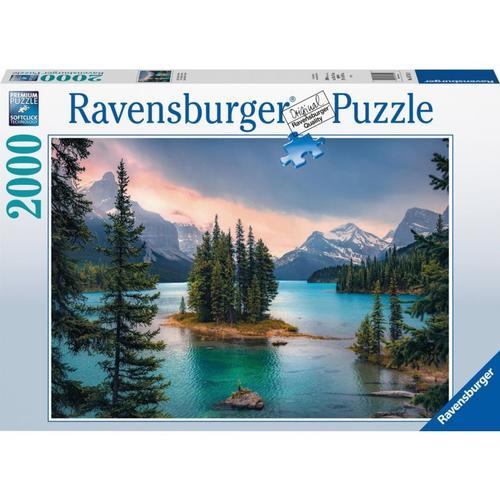 Puzzle Spirit Island Canada, 2.000 Teile