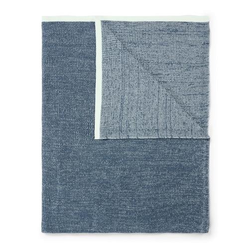 Plaid 'Rivar' Marc O'Polo Misty blue