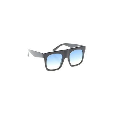 Sunglasses: Black Solid Accessories