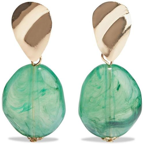 Iris & Ink 18 Kt. Vergoldete Ohrringe Aus Lucite®