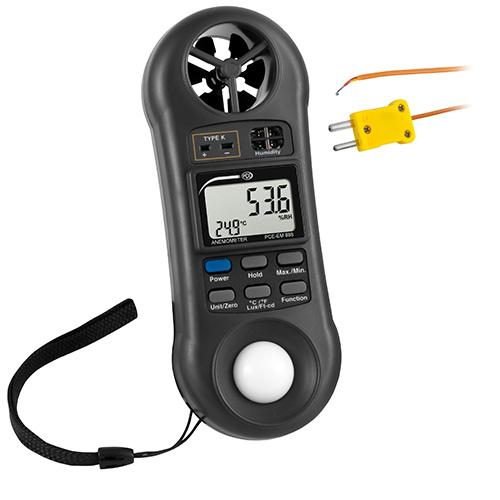 Anemometer PCE-EM 888