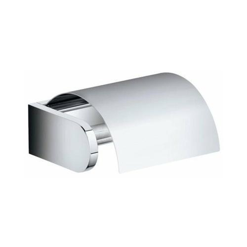 Toilettenpapierhalter Toilettenpapierhalter EDITION 300 mit Deckel verchromt - Keuco
