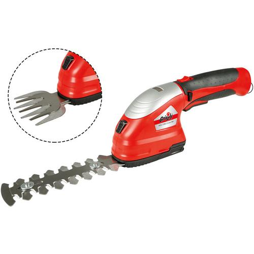 Akku-Schere AGS 7280 D-Lion - Grizzly Tools
