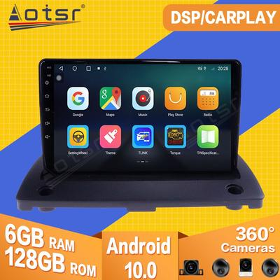Autoradio Android 10, navigation...
