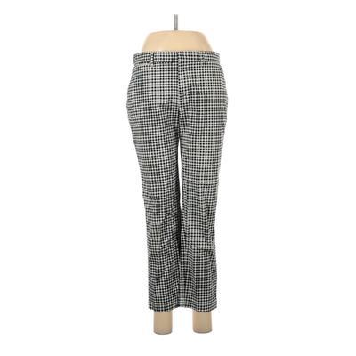 Gap Khaki Pant: Gray Print Botto...