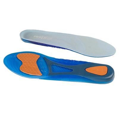 Semelles orthopédiques Pro11 Wellbeing T-Bone Gel pour la course : Pointure 41-45