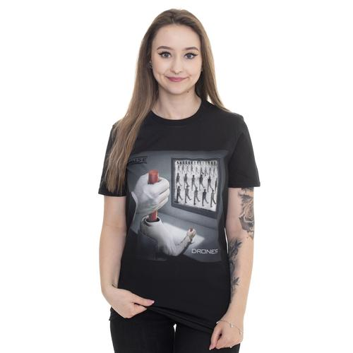 Muse - Drones - - T-Shirts