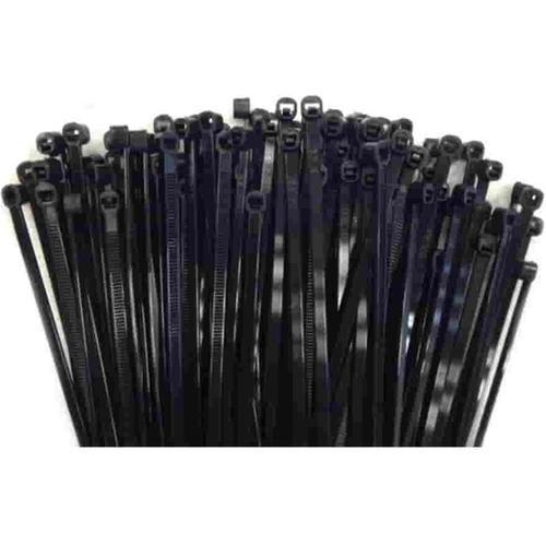 100 Kabelbinder 200x2,5mm schwarz (UV-stabilisiert) PA6.6