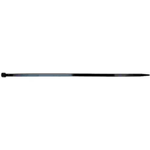 100 Kabelbinder 430x4,8mm schwarz (UV-stabilisiert) PA6.6