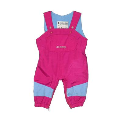 Columbia One Piece Snowsuit: Pink Sporting & Activewear - Size 18 Month