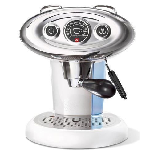 Illy Kapselmaschine FrancisFrancis X7.1 Iperespresso, weiß Kaffee Espresso SOFORT LIEFERBARE Haushaltsgeräte