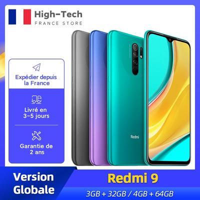 Xiaomi Redmi 9 NFC Global Versio...