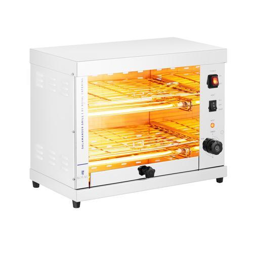 Royal Catering Salamander Grill - 3.200 W - 65 - 200 °C RC-SGI01