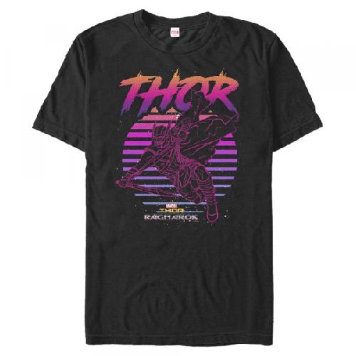 80s Thor - Marvel Thor Ragnarok - Männer T-Shirt