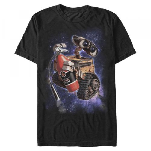 Space Walle Wall-e - Pixar Wall-E - Männer T-Shirt
