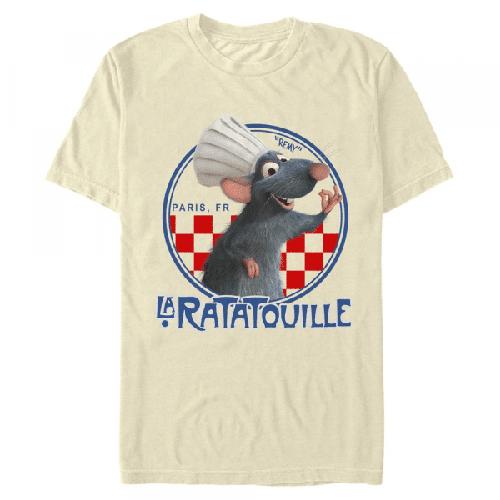 Chef Remy - Pixar Ratatouille - Männer T-Shirt
