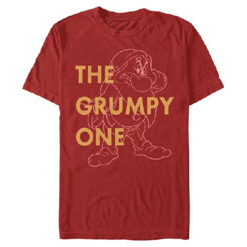 One Grumpy Dwarf - Disney Schneewittchen - Männer T-Shirt