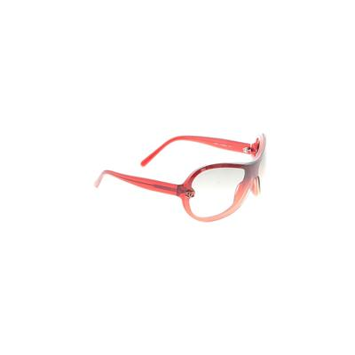Chanel - Chanel Sunglasses: Red Solid Accessories