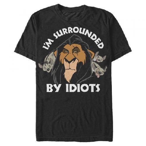 Surly Scar - Disney Der König der Löwen - Männer T-Shirt
