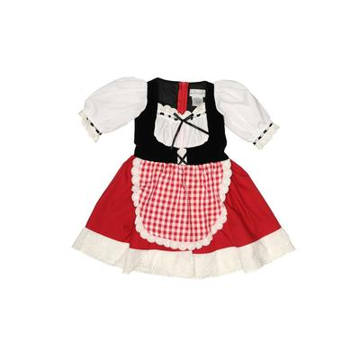 Wishcraft Costume: Red Color Block Accessories - Size 2Toddler