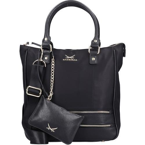Handtasche 34 cm Sansibar black