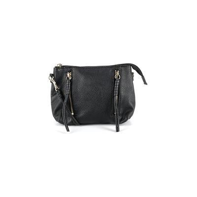 H&M - H&M Crossbody Bag: Black Solid Bags
