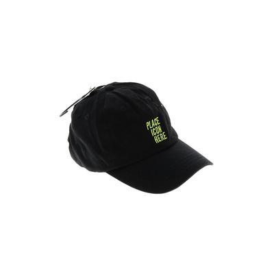 Art Class Baseball Cap: Black So...