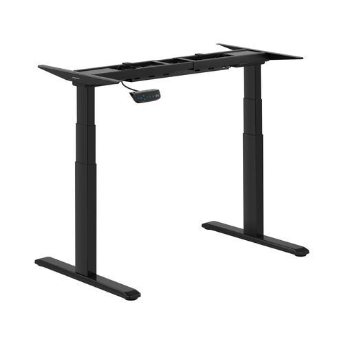 Fromm & Starck Höhenverstellbares Schreibtisch-Gestell - 200 W- 125 kg - STAR_ATFE_05