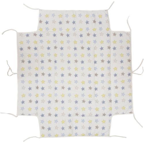 Geuther Laufgittereinlage Laufgitterbettchen, Sterne, für das Laufgitter Ameli; Made in Europe bunt Baby Laufgittereinlagen Babygitter Babymöbel