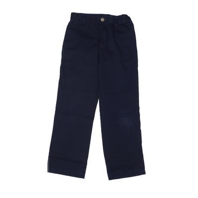 Cherokee Khaki Pant: Blue Solid ...