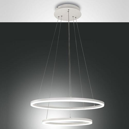 LED Pendelleuchte Giotto 52W 4680lm in Weiß