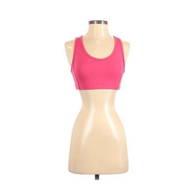 Vital Sports Bra: Pink Color Blo...