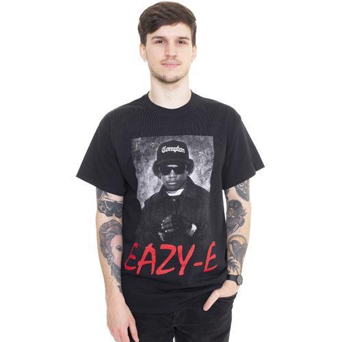 Eazy-E - Sunglasses Portrait - - T-Shirts