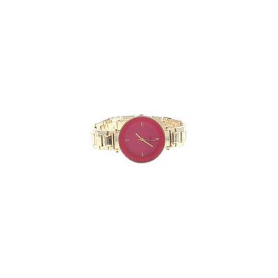 Assorted Brands - Assorted Brands Watch: Gold Accessories