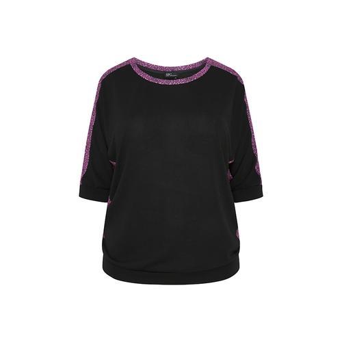 Shirt STREET-SHIRT AUS VISKOSE FLUORESZIEREND SPGWOMAN rosa
