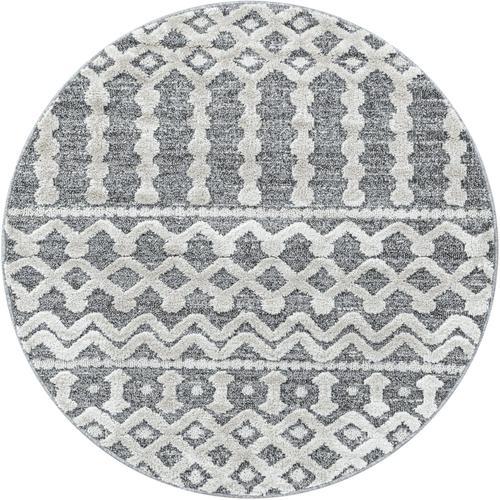 Teppich »PISA 4710«, Ayyildiz, rund, Höhe 20 mm