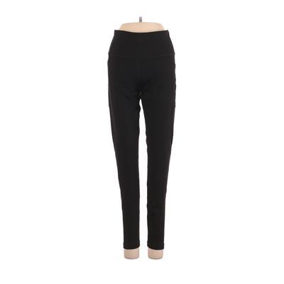 Victoria Sport Active Pants - Mid/Reg Rise: Black Activewear - Size Small