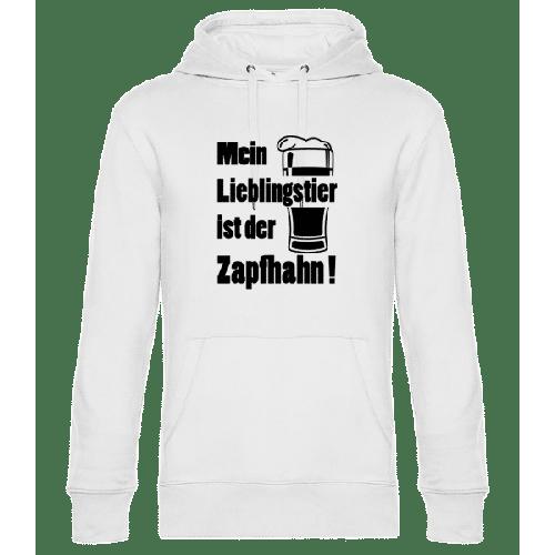 Lieblingstier Zapfhahn - Unisex Hoodie