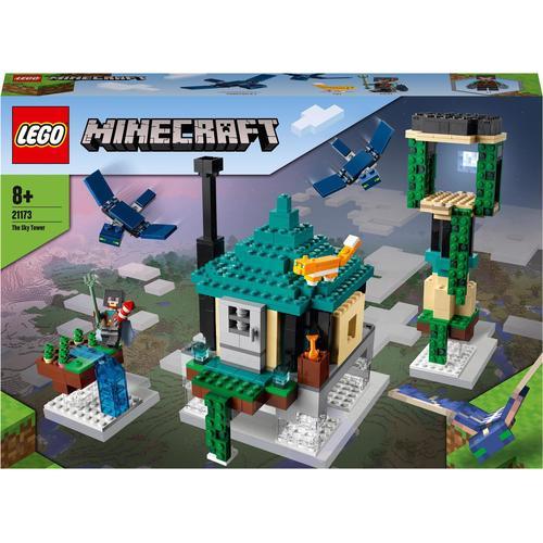 LEGO Minecraft, Der Himmelsturm (21173, Minecraft)