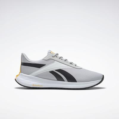 Reebok Men's Energen Plus Running Shoes in Pure Grey 2/Ftwr White/Core Black Size 8 - Running Shoes