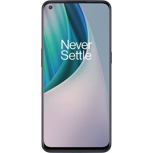 Telekom OnePlus Nord N10 5G - Smartphone - Dual-SIM - 5G NR - 128 GB - microSD slot - 6., Smartphone