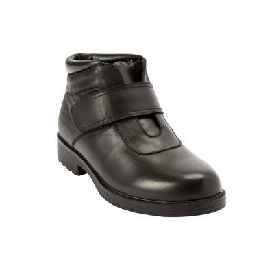 Extra Wide Width Propet Tyler Diabetic Shoe by Propet in Black (Size 10 1/2 EW)