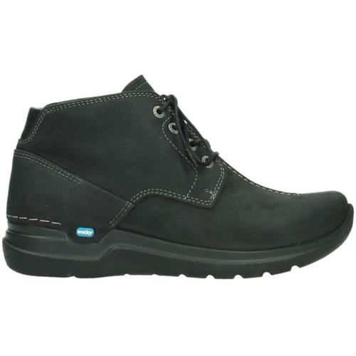 Wolky Mid-high lace-up shoe