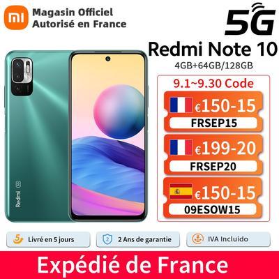 15€ code: FRSEP15 , 5G Xiaomi Re...