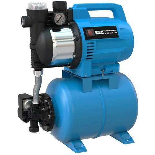 Hauswasserwerk HWW 1100.1 VF 24 L Druckkessel Wasserversorgung Wasserwerk - Güde
