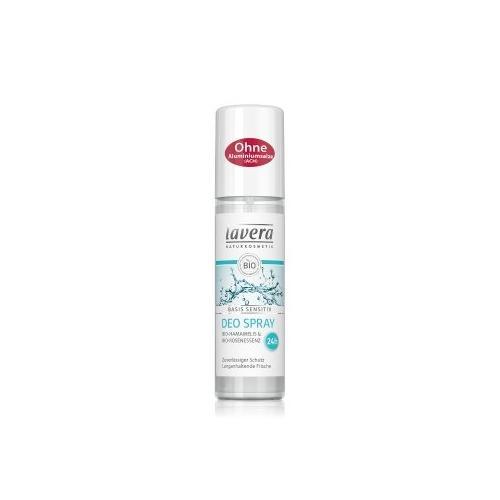 lavera Basis sensitiv Deodorant Spray 75 ml